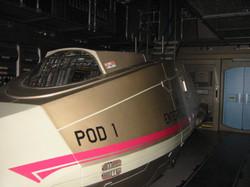 The famous Shuttlepod One.