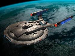 Drex Files Enterprise NX-01 Earth