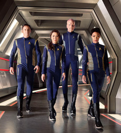 Discovery Cast