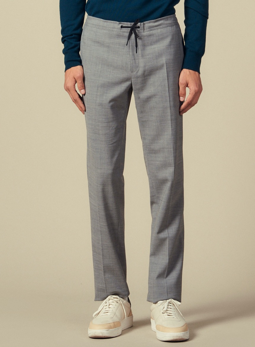 Sandro Elasticated Waist Trousers