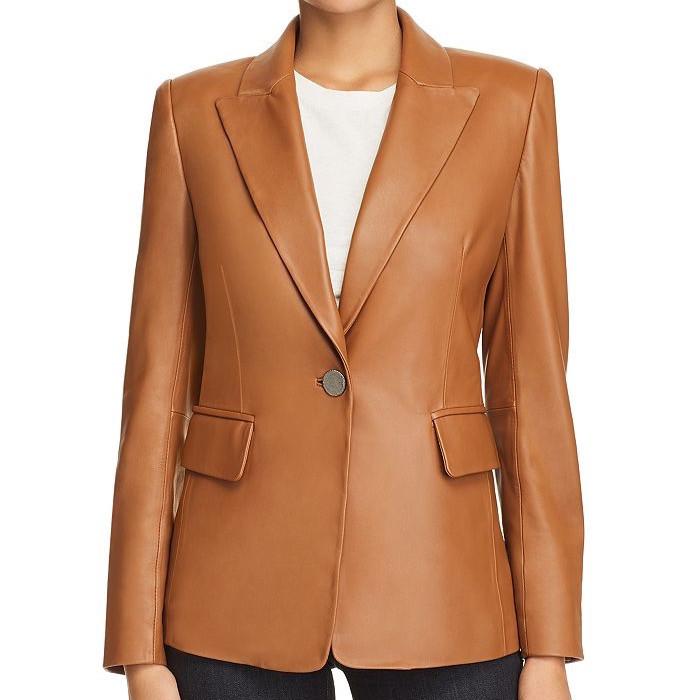 Kobi Halpern Avery Leather Jacket