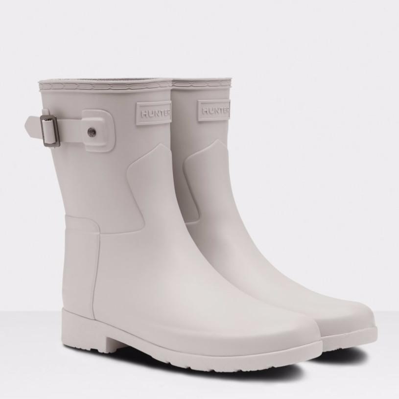 Hunter Refined Slim Fit Short Rain Boot