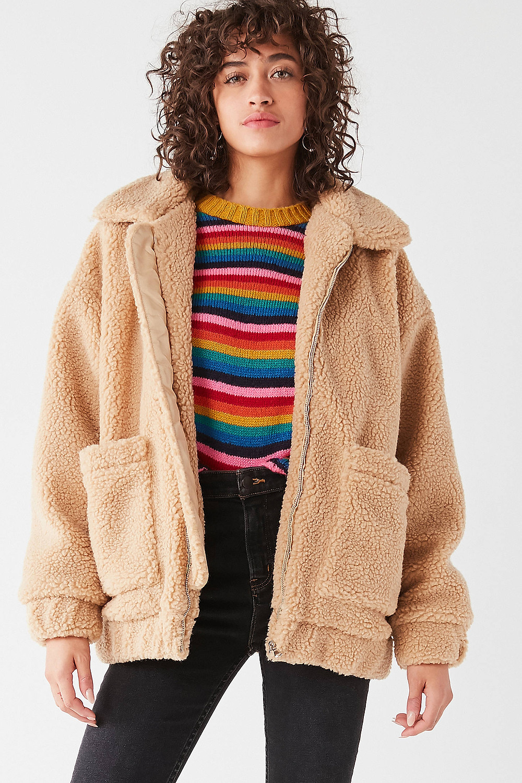 I.AM.GIA Pixie Teddy Coat