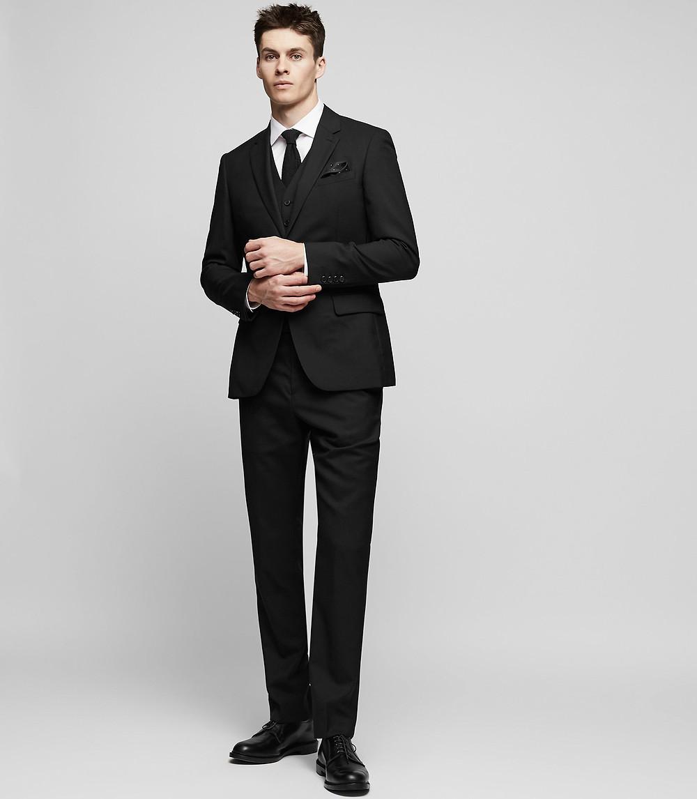 Reiss Modern Suit