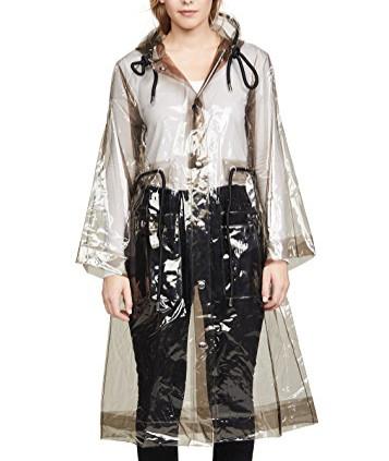 Proenza Schouler PVC Raincoat