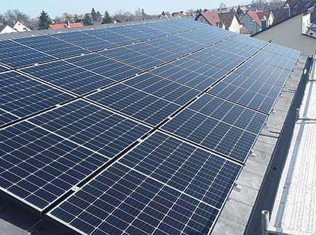 Referenz Photovoltaik/Stromspeicher
