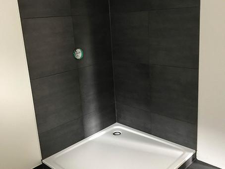 Referenz Dusche