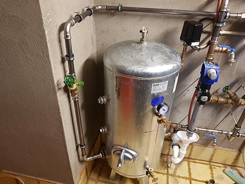 Reuss Druckbehälter