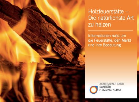 Wärmepumpe + Holzofen