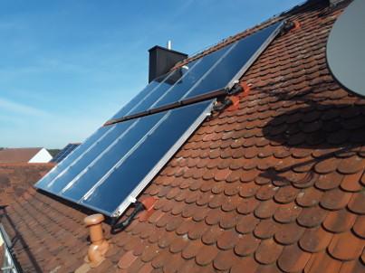 Referenz Solarthermie