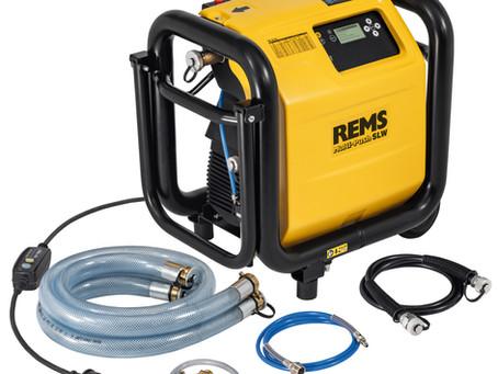 REMS Elektr. Spül- und Druckprüfeinheit