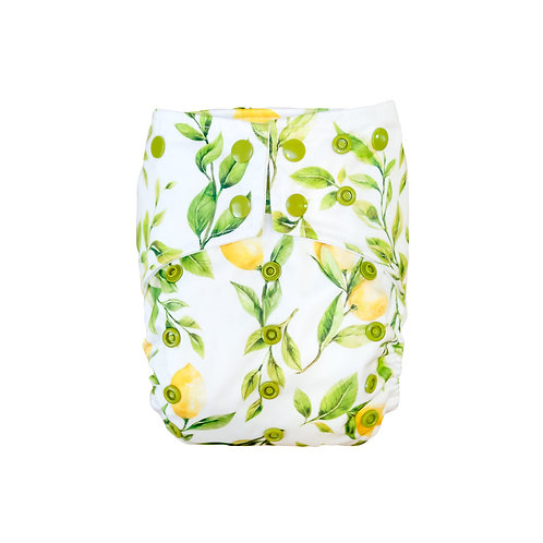 limones pañal de bolsillo