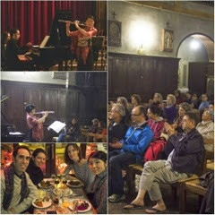 Concert flûte-shinobue & piano / festival de la culture japonaise à Paris