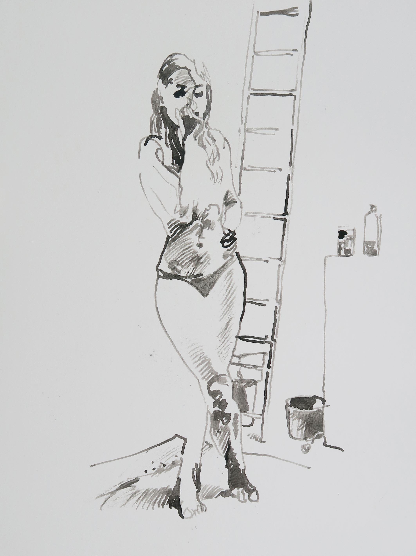 peeters-paintings.com 5464 40x30 bew