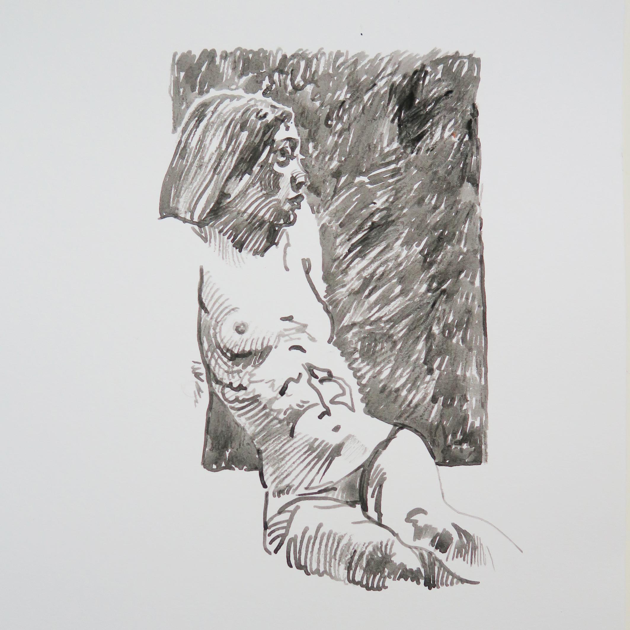 peeters-paintings.com 1373 30x30 bew
