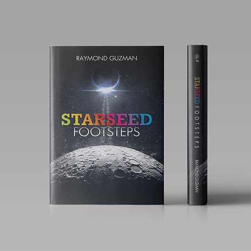 Starseed Footsteps (Autographed Copy)