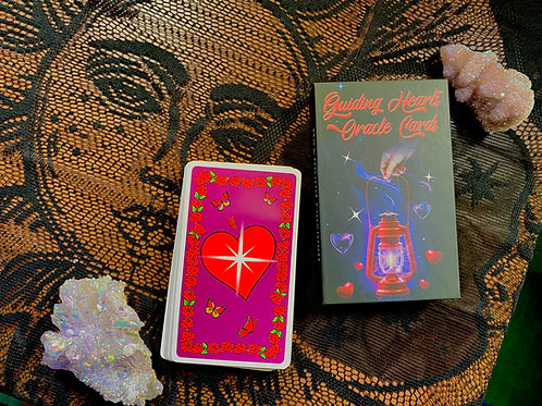 The Guiding Hearts Oracle Deck
