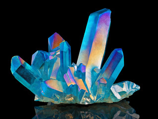 WHEN A CRYSTAL BREAKS : EXPLANATIONS& MORE