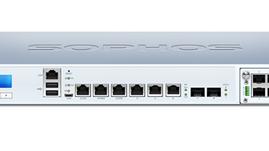 Sophos XG Firewall : les meilleures performances du marché !
