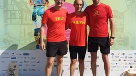 """ESIG soutien le Marathon """"Courir solidaire"""" de Colmar"""