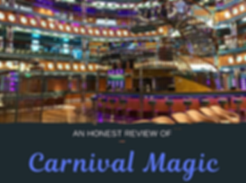 Carnival Magic Review