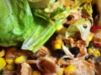 southwest chicken burrito bowl