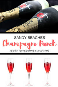Tantalize your taste buds with this incredible, fruity champagne punch!