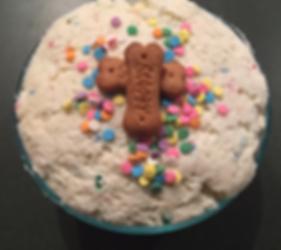 Funfetti Birthday Cake Baby Sprinkle Dip