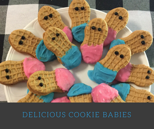 Are you looking for quick and easy gender reveal ideas? Look no further!  These quick & easy Gender Reveal Ideas will help make your special day even better!