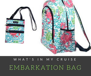 Are you heading on a cruise? You'll want to have these things handy at check in!