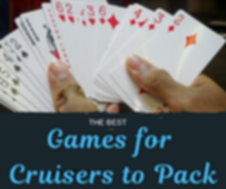 Games for Cruisers to Pack
