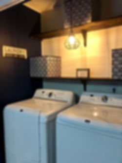Farm House Laundry Room