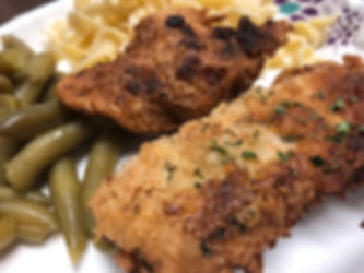 Chicken Fried Pork Fingers