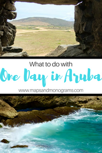 Aruba is an island you could easily spend a week or even a lifetime on.  It is truly one of the most picturesque islands in the Caribbean.  If you only have one day to spend on the island, check out these must-see's!