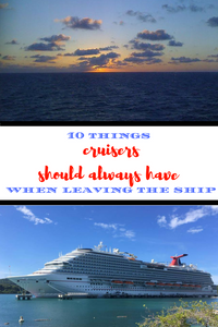 10 Things Cruisers Should Always Have On Them In Port