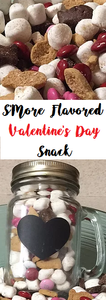 Delicious S'More Inspired Snack Mix