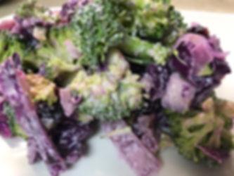 Skinny Girl Broccoli Slaw