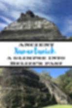 Xunantunich Ruins Belize
