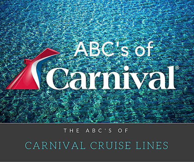 The ABC\'s of Carnival Cruise Lines | Maps + Monograms: A Lifestyle Blog