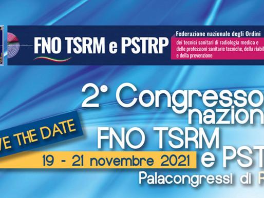 2° Congresso Nazionale FNO TSRM e PSTRP
