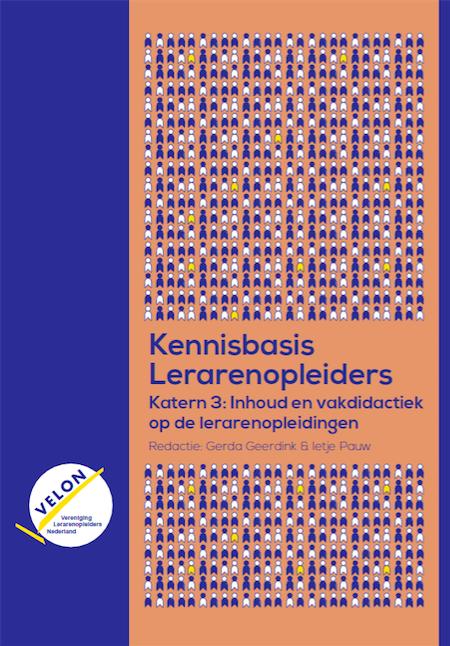 Kennisbasis Lerarenopleiders - 2017
