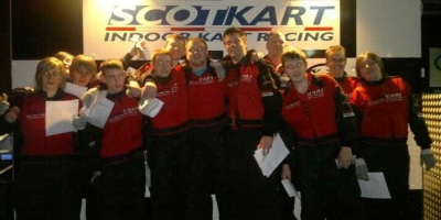 Seniors Go-karting 2012