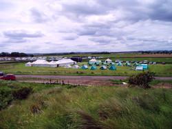 Camp at Seahouses