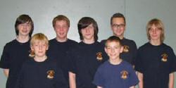 The Table Tennis Team