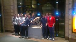 Seniors at the Trafford Centre