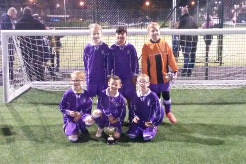 JS Football Winners 2015