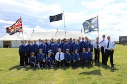 Company at Camp 2012