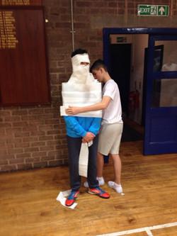 Seniors Mummys 2014