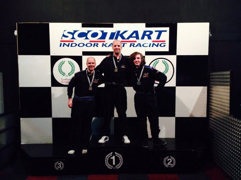 Seniors Go-karting 2014