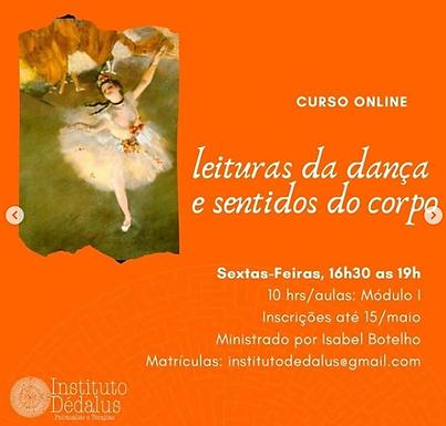 Leituras da dança e sentidos do corpo